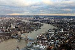 Tower Bridge & Canary Wharf