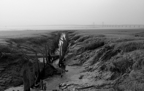 Severn Beach drainage