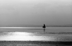 Boat on the Severn