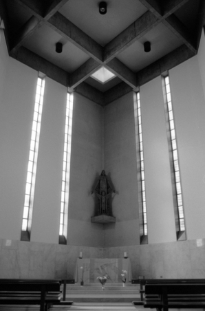 Liverpool Metropolitan Cathedral interior