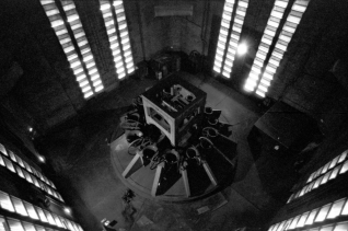 Liverpool Cathedral belfry