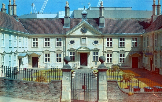 Colston's Almshouses