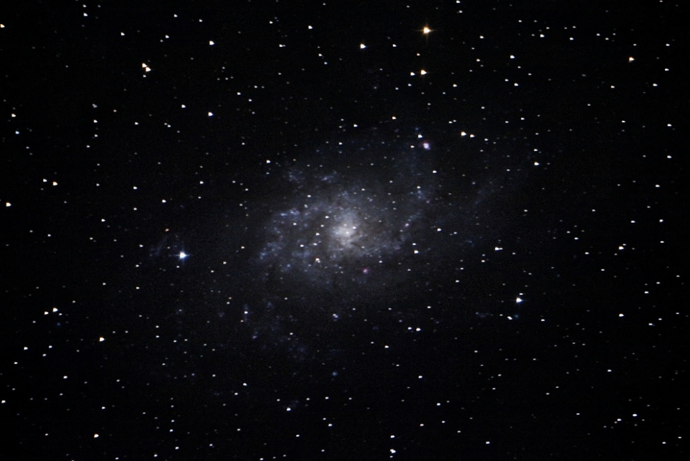 M33 Triangulum galaxy