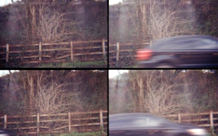 Car passing