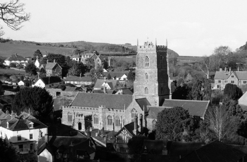 St George's Priory Church, Dunster