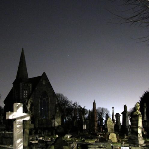 Avonview Cemetery Chapel