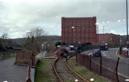 Bristol dock railway