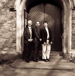 Ed, Jonathan & Matt