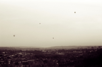Balloons over Bristol