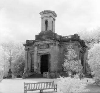 Arnos Vale anglican chapel