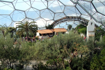The Mediterranean Biome at the Eden Project