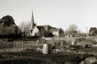 Church of St Cyriac, Lacock