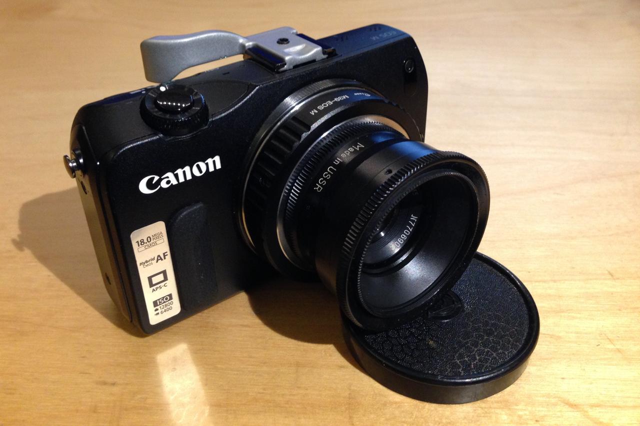 Using Canon FD lenses on digital cameras | Jonathan Gazeley