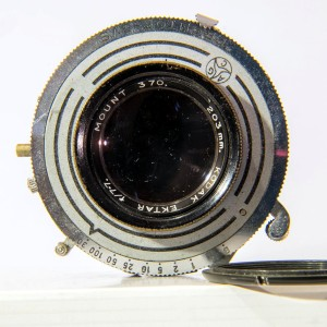 Kodak Ektar 203mm f/7.7