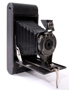 Kodak No. 2A Folding Cartridge Hawk-Eye Model B