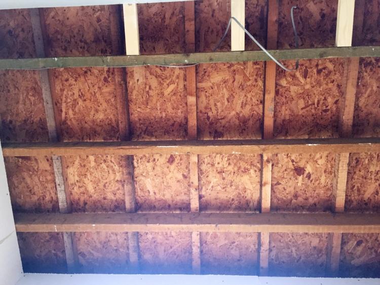 OSB roof