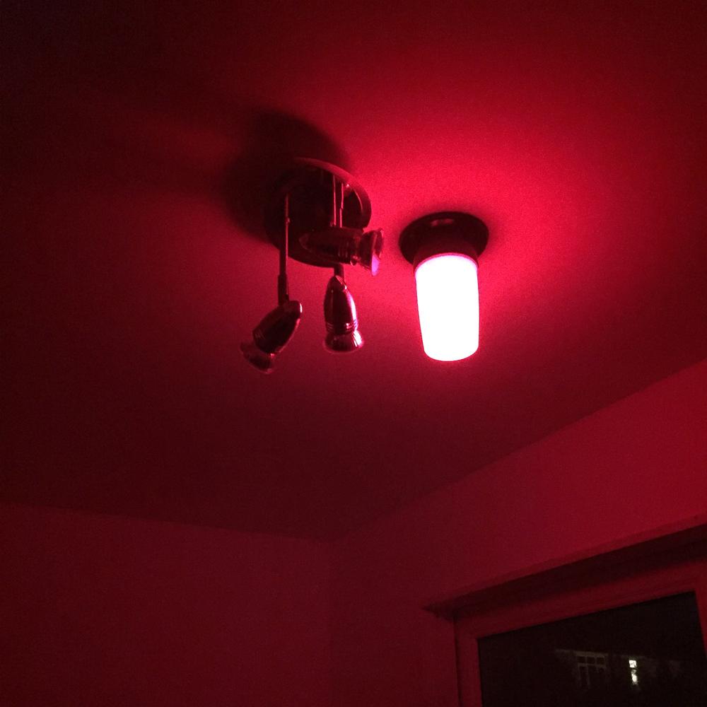 Safelight working