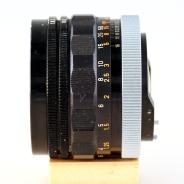 Super-Canomatic R 50mm 1:1.8 II left
