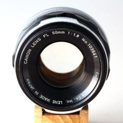 FL 50mm 1:1.8 I front