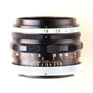 FL 50mm 1:1.8 I right