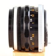FL 50mm 1:1.8 I left
