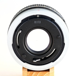 FD 50mm 1:1.8 S.C. II rear