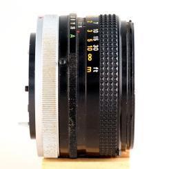FD 50mm 1:1.8 S.C. II right